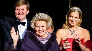 King Willem-Alexander, Princess Beatrix, Queen Maxima