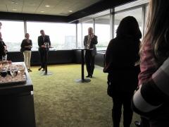 The Mayor of Tilburg welcomes TIC!