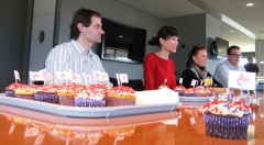 Annual General Meeting )with homemade cupcakes!)