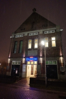 Holiday Dinner 2016 Dudok