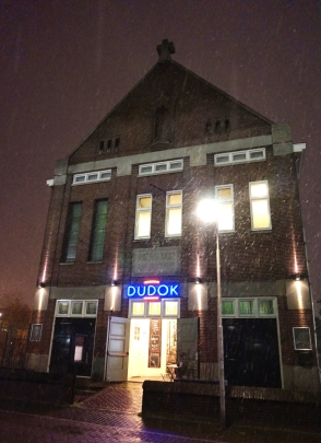 Holiday Dinner 2016 Dudok 2