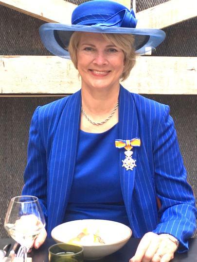 Tilburg International Club Ridder van de Orde van Oranje Nassau