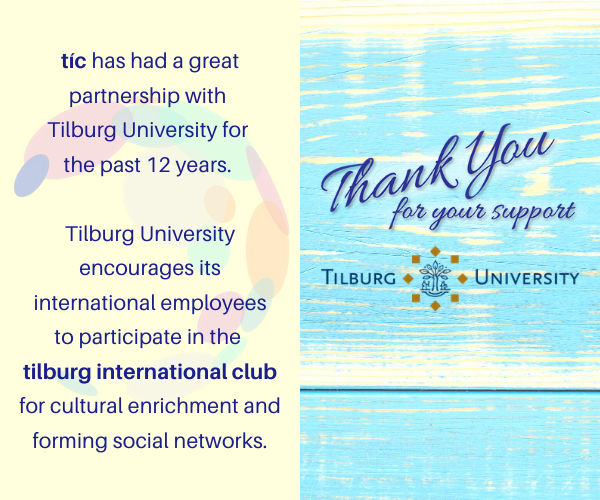 Tilburg International Club sponsor