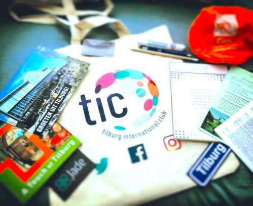 Tilburg International Club goodie bag
