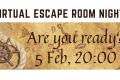 Tilburg International Club Escape Room