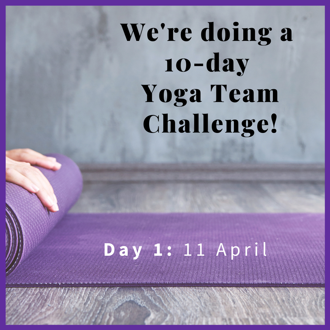 Tilburg International Club Yoga Challenge