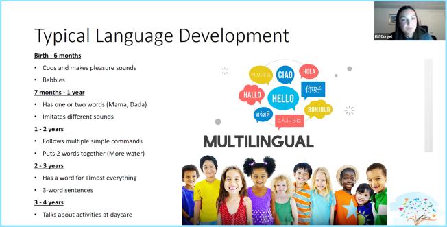 Tilburg International Club Multilingual Children Webinar