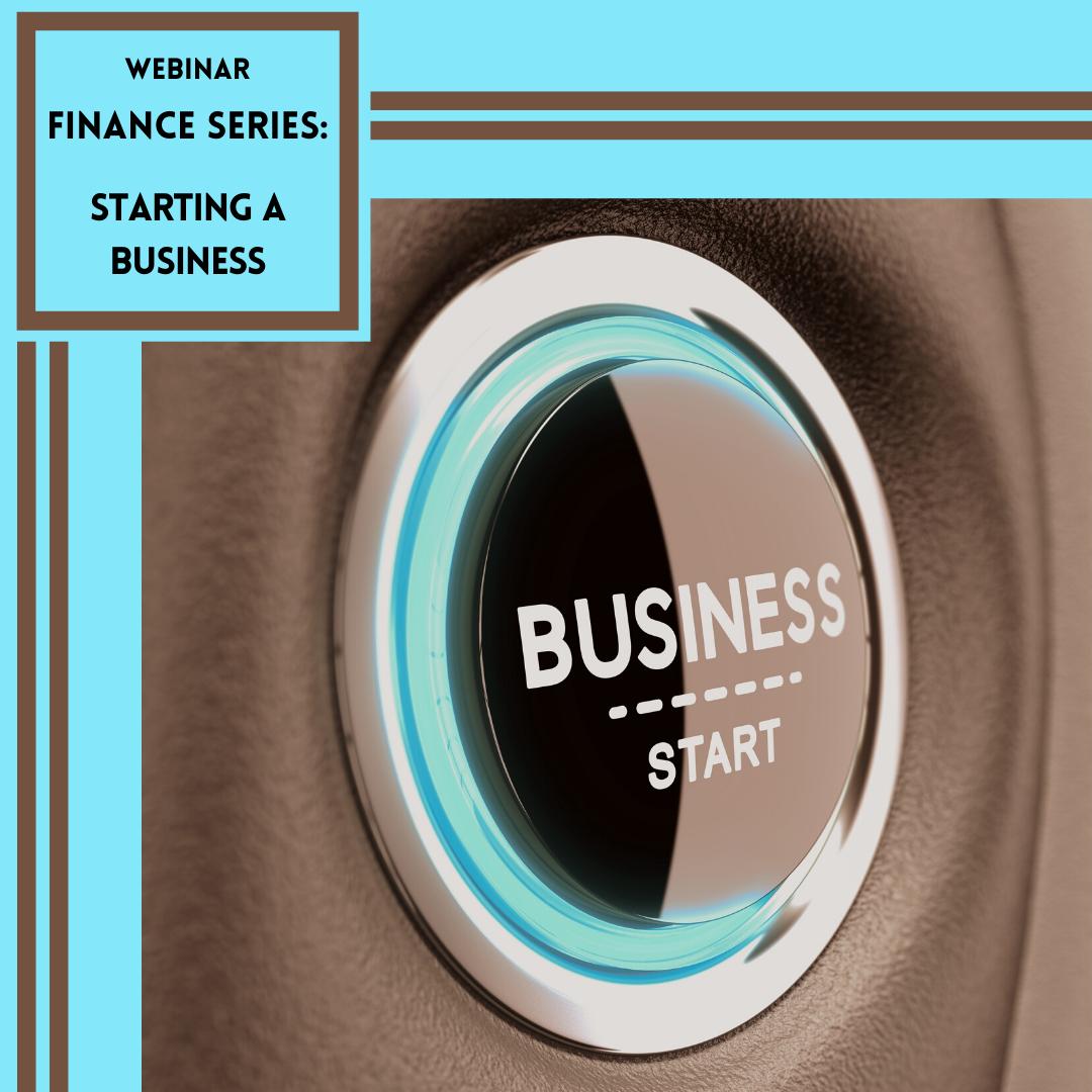 Tilburg International Club webinar Finance Series Starting a business