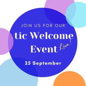 2021 tic Welcome Event